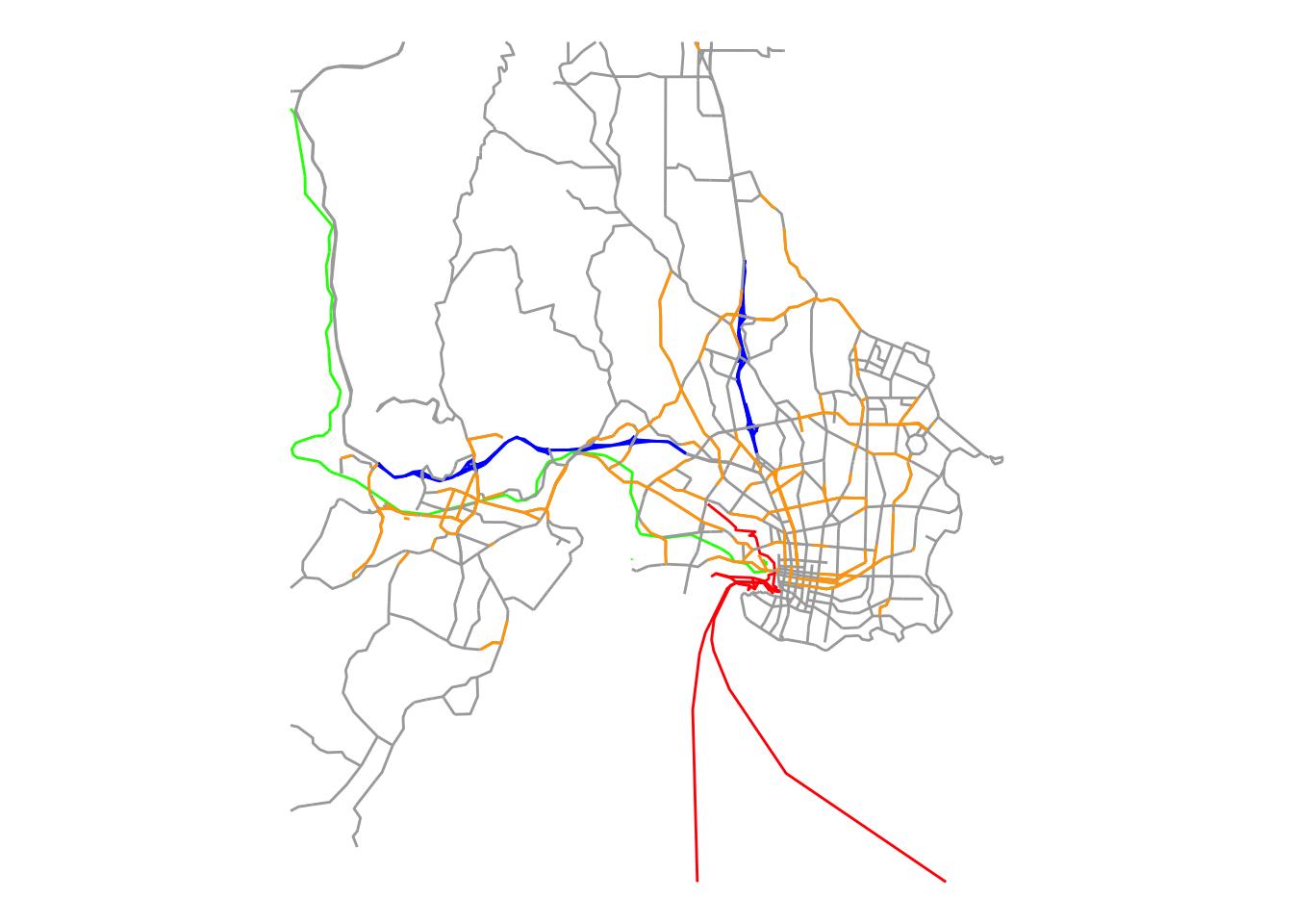 Make better maps in R with vector tiles · Dmitry Shkolnik